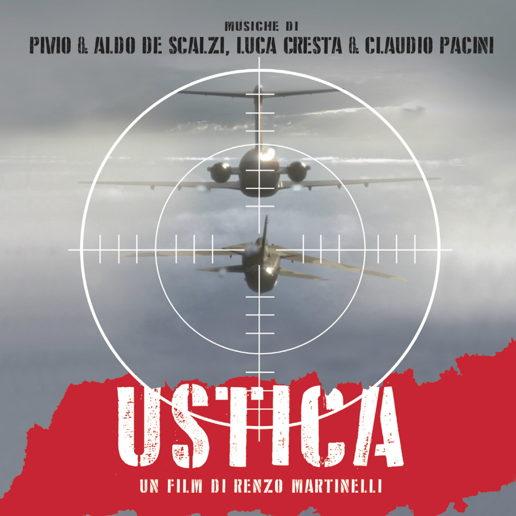 Ustica - CD cover