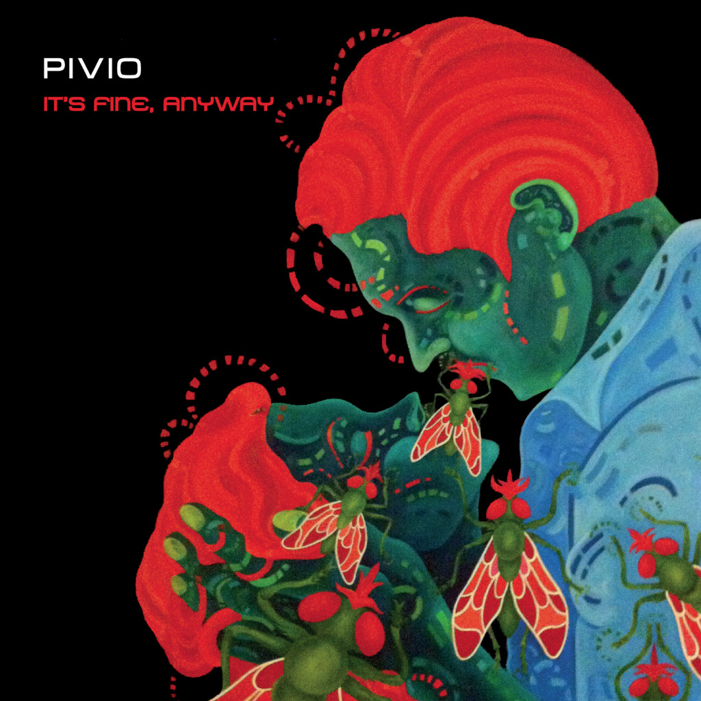 It's fine, anyway - Pivio - ESP055