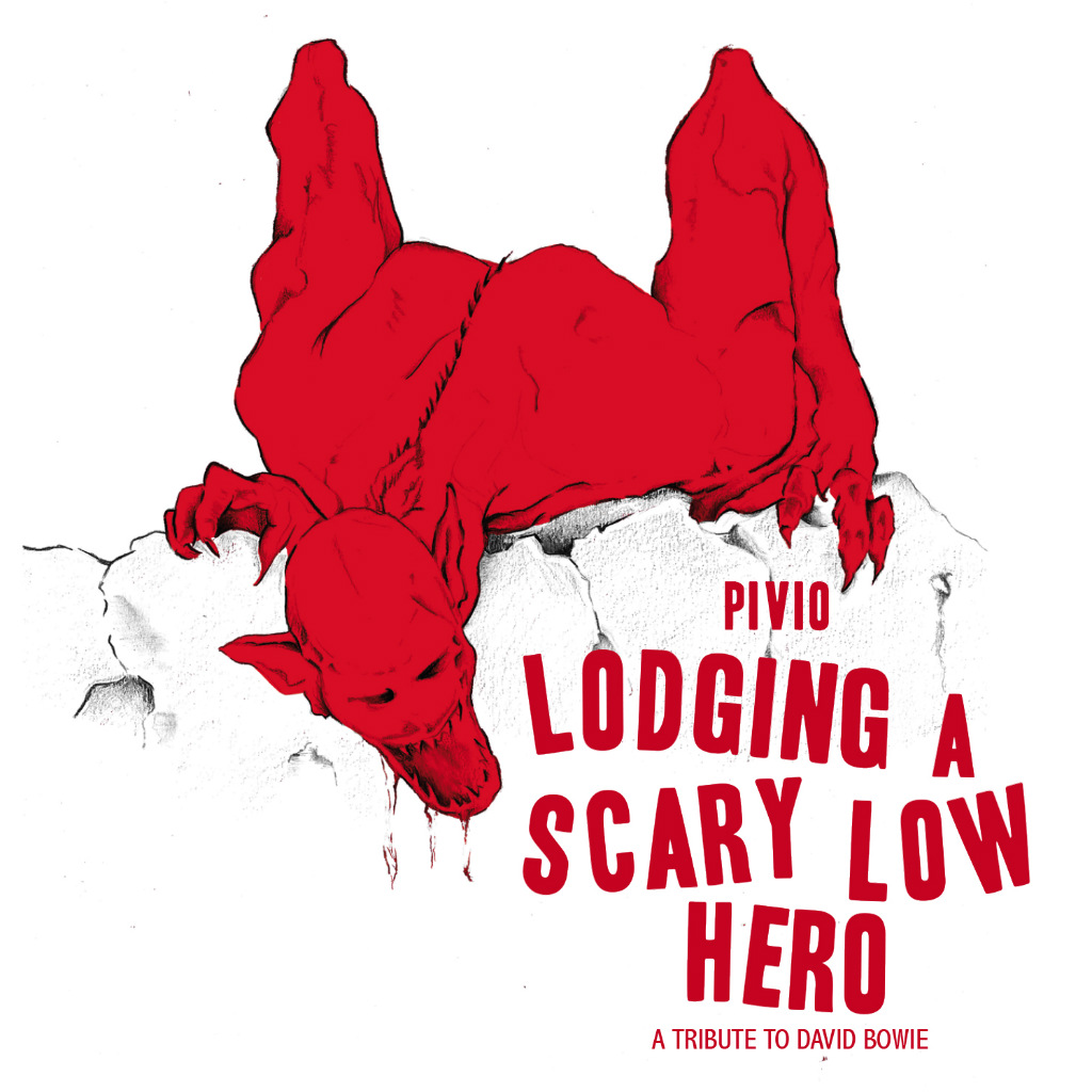 Lodging a scary low hero