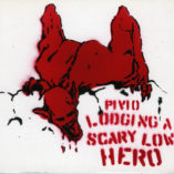 Lodging a Scary Low Heroes - bianco cover rosso e nero