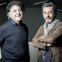 Pivio e Aldo De Scalzi Ambasciatori di Genova nel mondo