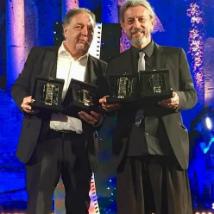 Due Nastri d'Argento per Pivio e Aldo De Scalzi