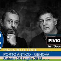 Pivio & Aldo De Scalzi: Torna il concerto Suonare il cinema