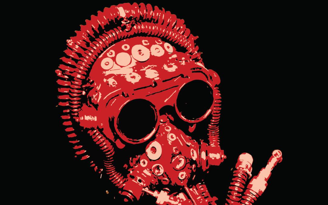 Cryptomnesia – il nuovo album solista di Pivio